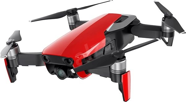DJI Mavic Air Fly More Combo Flame Red - Dron