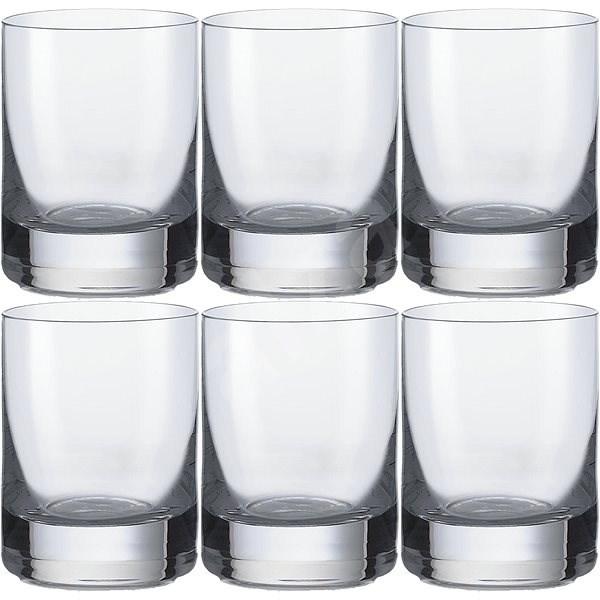 BOHEMIA CRYSTAL na destiláty/panák 60ml BARLINE 6ks - Sada sklenic