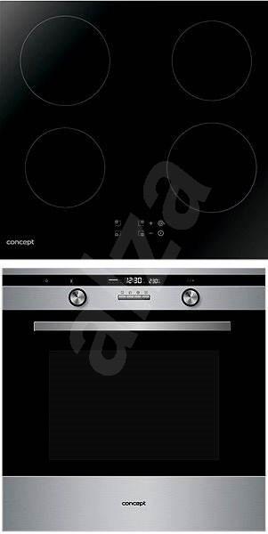 CONCEPT ETV7360 + CONCEPT IDV2660n - Set spotřebičů