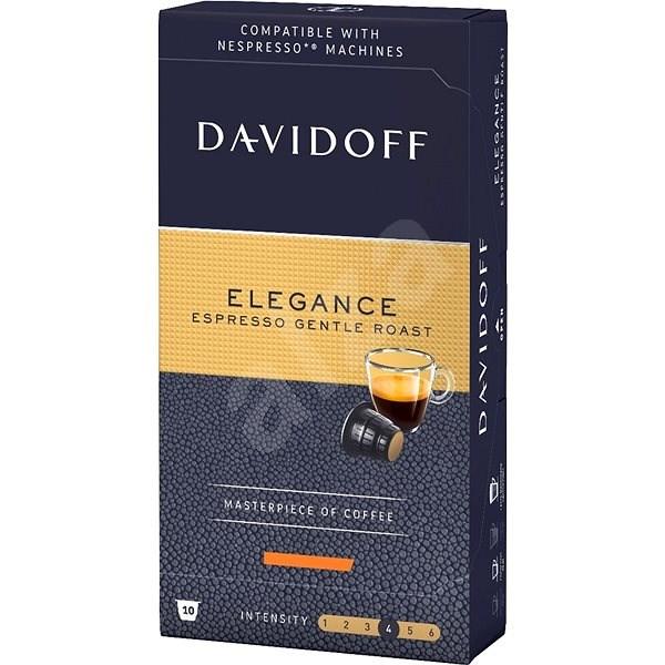 Davidoff Café Elegance - Kávové kapsle