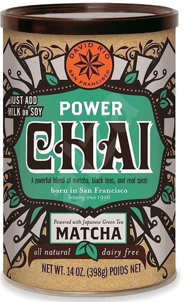 David Rio Chai Power Chai VEGAN 398 g - Nápoj