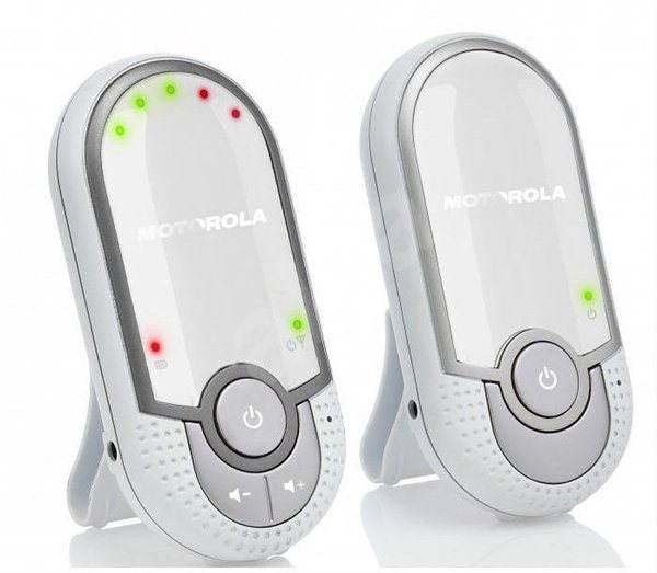 Motorola MBP11 - Dětská chůvička