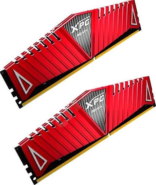 ADATA 16GB KIT DDR4 2666MHz CL16 XPG Z1, červená - Operační paměť