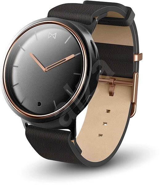 Misfit Phase Black Rose Gold - Chytré hodinky