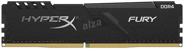 HyperX 8GB DDR4 2666MHz CL16 FURY series - Operační paměť