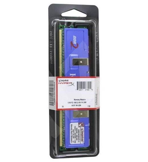 Kingston 1GB DDR2 800MHz CL5 HyperX - Operační paměť