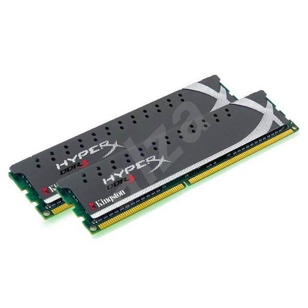 Kingston 4GB KIT DDR3 2133MHz HyperX CL9 XMP X2 Grey Series - Operační paměť