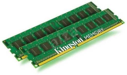 Kingston 16GB KIT DDR3 1600MHz CL11 - Operační paměť