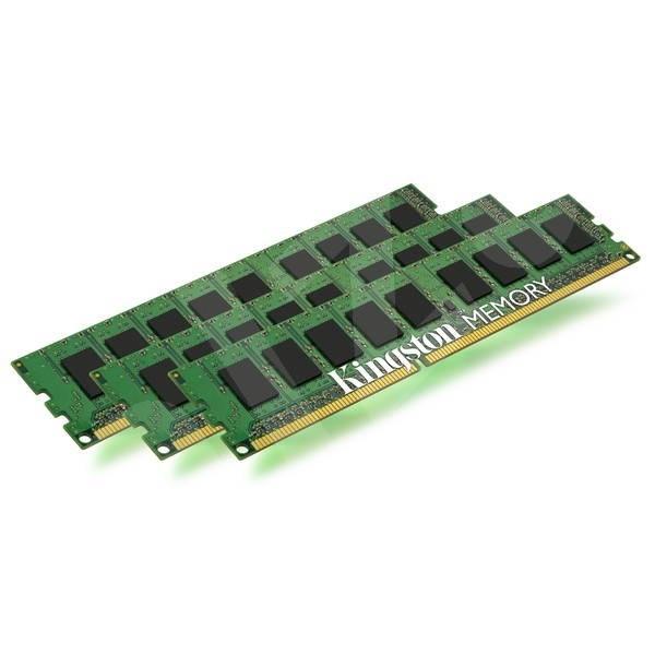 Kingston 12GB KIT DDR3 1333MHz ECC BOX - Operační paměť