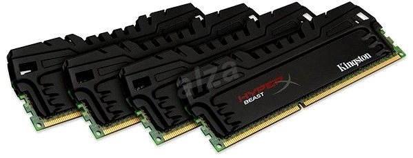 Kingston 32GB KIT DDR3 2133MHz CL11 HyperX Beast Series - Operační paměť