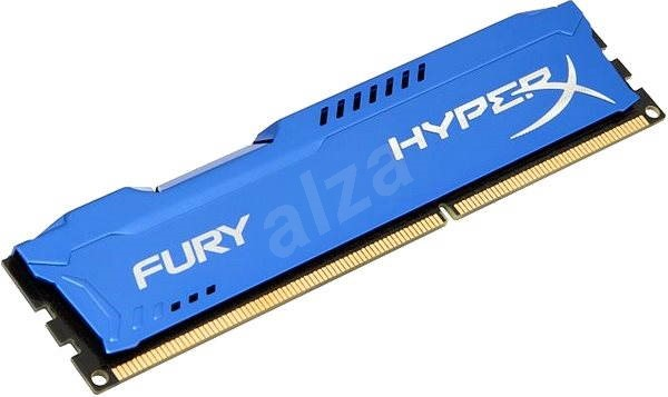 HyperX 4GB DDR3 1866MHz CL10 Fury Series - Operační paměť