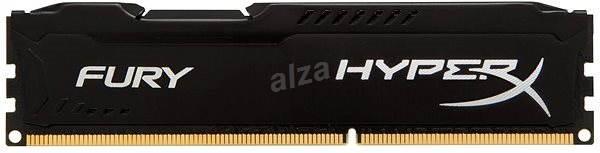 Kingston 4GB DDR3L 1600MHz CL10 HyperX Fury Black Series - Operační paměť
