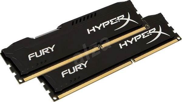 HyperX 16GB KIT DDR3L 1600MHz CL10 Fury Black Series - Operační paměť