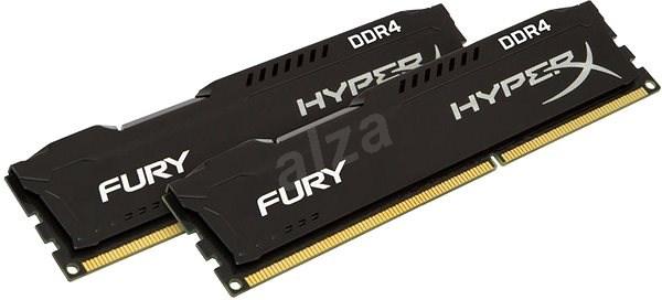 HyperX 8GB KIT DDR4 2933MHz CL17 Fury Series - Operační paměť