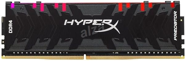 HyperX 8GB 2933MHz DDR4 CL15 Predator RGB - Operační paměť