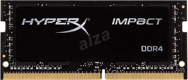 HyperX SO-DIMM 8GB DDR4 2400MHz Impact CL14 Black Series - Operační paměť