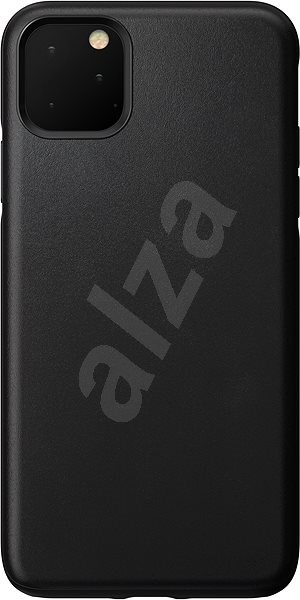 Nomad Rugged Leather Case Black iPhone 11 Pro Max - Kryt na mobil