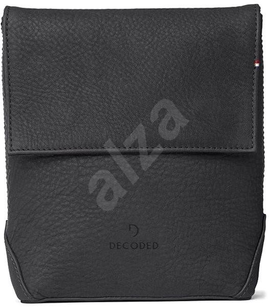 Decoded Leather Travel Pouch Black - Ochranné pouzdro