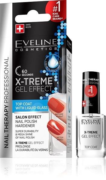 EVELINE COSMETICS Spa nail X-treme gel effect 12 ml - Lak na nehty