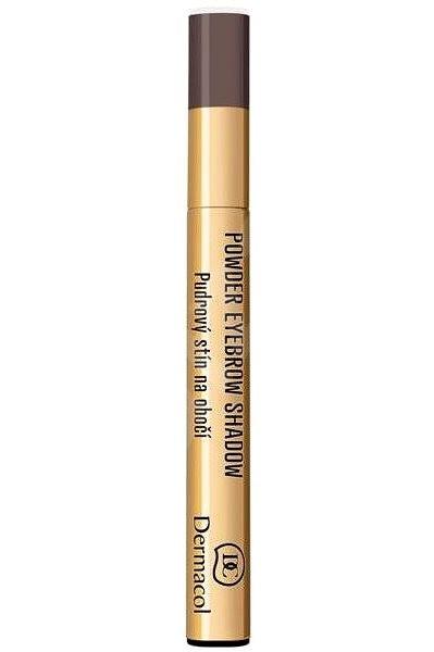 DERMACOL Powder Eyebrow Shadow č.2 0,8 g - Pudr