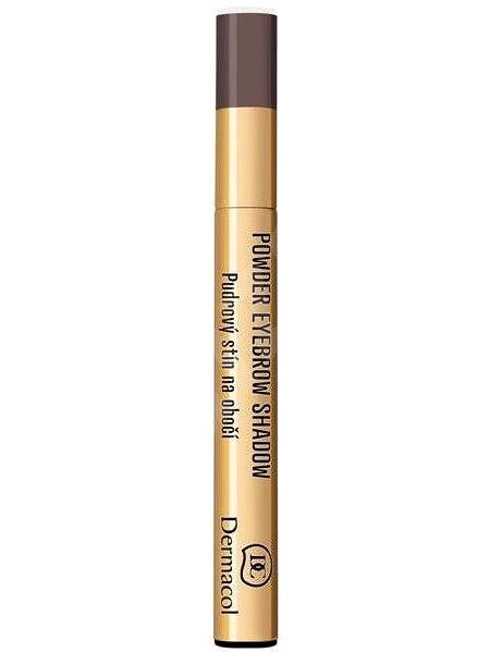 DERMACOL Powder Eyebrow Shadow č.3 0,8 g - Pudr