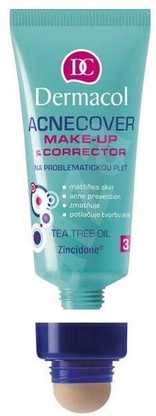 DERMACOL Acnecover Make-up & Corrector č. 3 30 ml - Make-up