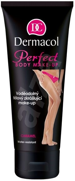 DERMACOL Perfect Body Make up - Caramel 100 ml - Make-up