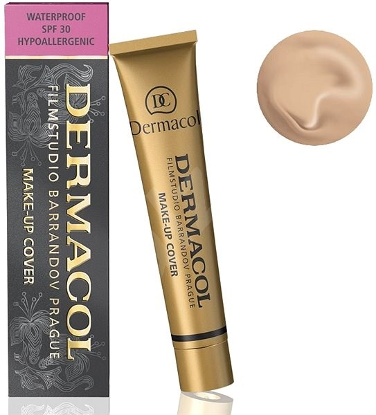 DERMACOL Make-up Cover 210 30 g - Make-up
