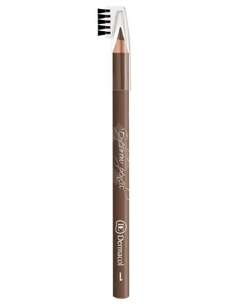 DERMACOL Soft Eyebrow Pencil 01 1.6g - Eyebrow Pencil
