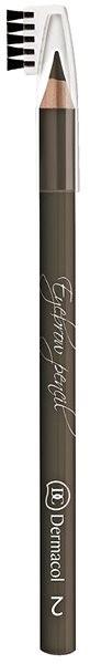 DERMACOL Soft Eyebrow Pencil No.02 1,6 g - Tužka na obočí