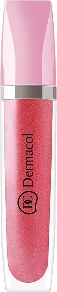 DERMACOL Shimmering Lip Gloss No.06 8 ml - Lesk na rty