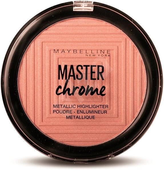 MAYBELLINE NEW YORK Master Chrome Highlighter 050 8 g - Rozjasňovač