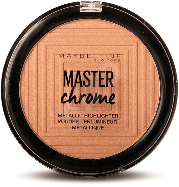 MAYBELLINE NEW YORK Master Chrome Highlighter 100 8 g - Rozjasňovač