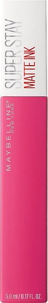 MAYBELLINE NEW YORK Super Stay Matte Ink 30 Romantic 5 ml - Rtěnka