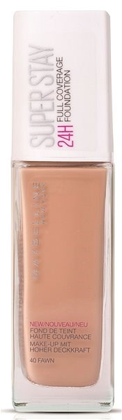 MAYBELLINE NEW YORK Super Stay 24H Full Cover Foundation 040 Fawn 30 ml - Make-up