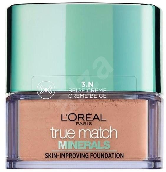 ĽORÉAL PARIS True Match Minerals 3n Creme Beige 10 g - Make-up