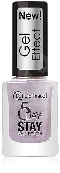 DERMACOL 5 Days Stay Gel Effect Nail Polish No.31 Bijoux 12 ml - Lak na nehty
