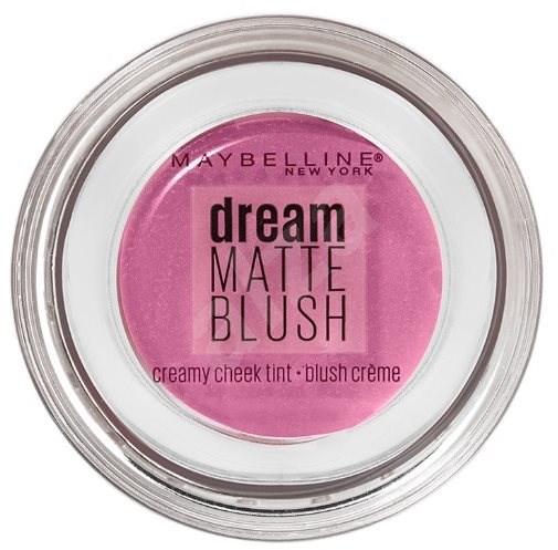 MAYBELLINE NEW YORK Dream Matte Blush 40 Mauve Intrigue make-up 6 g - Tvářenka