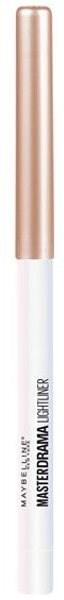 MAYBELLINE NEW YORK Master Drama Lightliner 25 Light Pink 0,25 g - Oční linky
