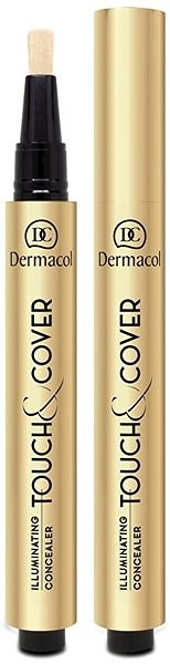 DERMACOL Touch and Cover Illuminating Concealer No.03 3 ml - Korektor