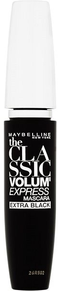MAYBELLINE NEW YORK Volum' Express Extra Black 10 ml - Řasenka