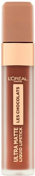 ĽORÉAL PARIS Infaillible Les Chocolats Ultra Matte 862 Volupto Choco 7,4 ml - Rtěnka