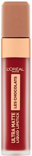 ĽORÉAL PARIS Infaillible Les Chocolats Ultra Matte 864 Tasty Ruby 7,4 ml - Rtěnka