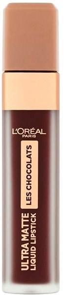 ĽORÉAL PARIS Infaillible Les Chocolats Ultra Matte 868 Cacao Crush 7,4 ml - Rtěnka