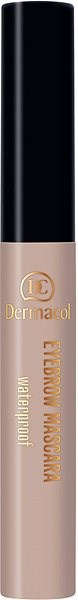 DERMACOL Waterproof Eyebrow No.01 4,5 ml - Řasenka