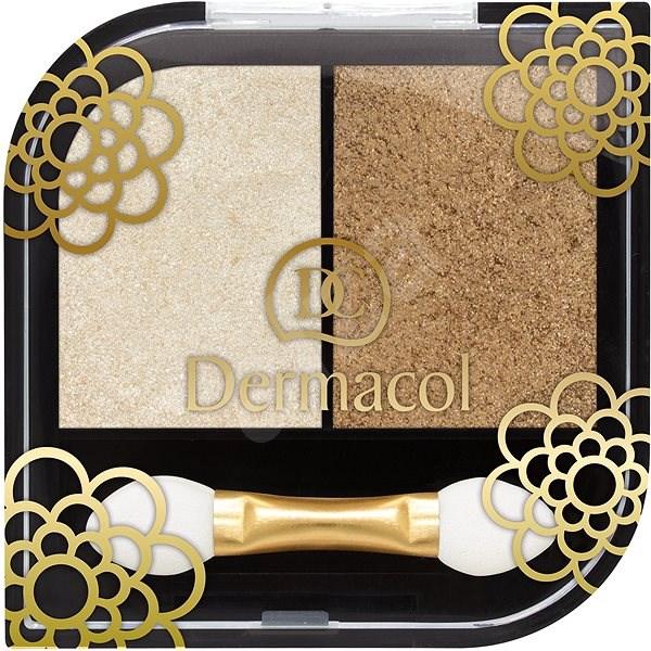 DERMACOL Duo Eyeshadow No.01 5 g - Oční stíny