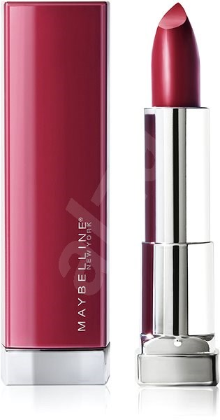 MAYBELLINE NEW YORK Color Sensational Made For All Lipstick Plum For Me 3,6 g - Rtěnka