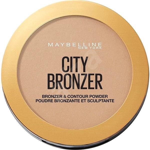 MAYBELLINE NEW YORK City Bronzer 200 Medium Cool 8 g - Bronzer
