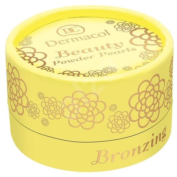 DERMACOL Bronzing Pearls No.03 25 g - Bronzer
