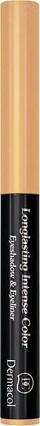 DERMACOL Longlasting Intense Colour No.09 Eyeshadow & Eyeliner 1,6 g - Oční stíny